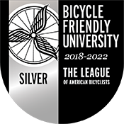 Bike Friendly University Silver Distinction