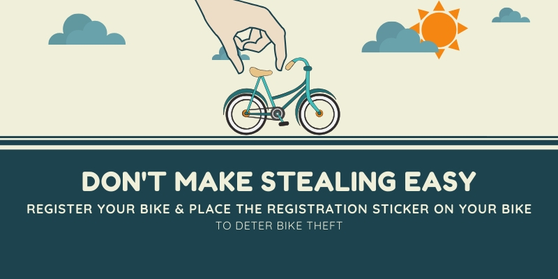 Mandatory Bike Registration