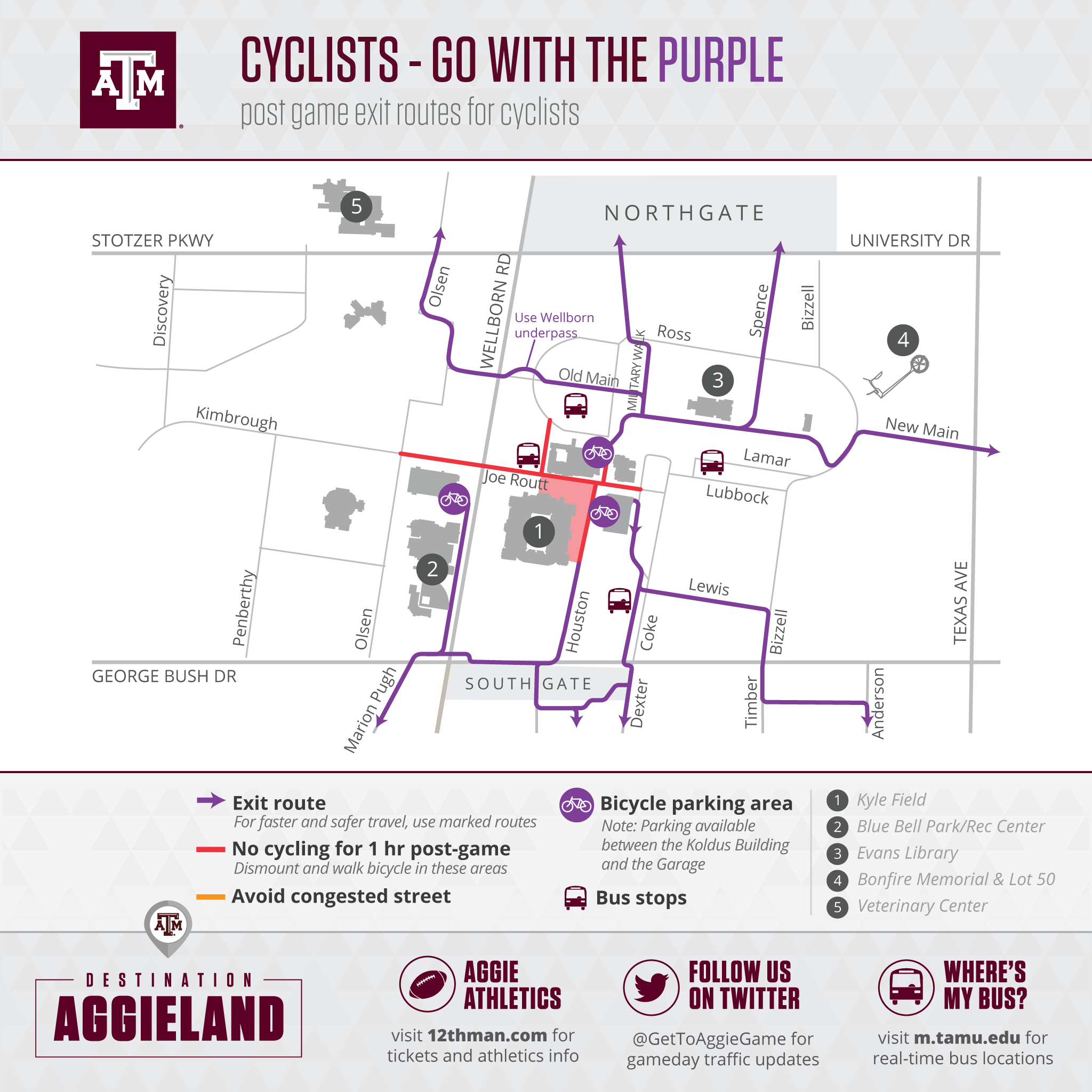 Go with the Purple map