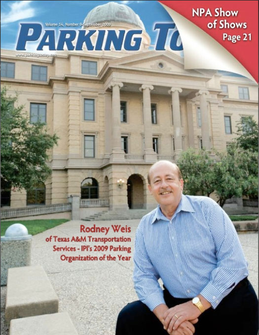 Parking Today cover page