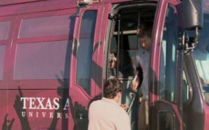 TAMU Students Travel to West
